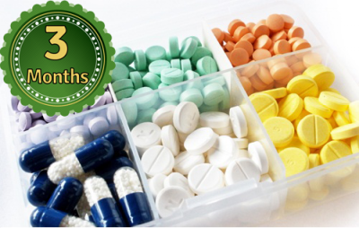 Yanhee Slimming Medicine (3Months Consumption)